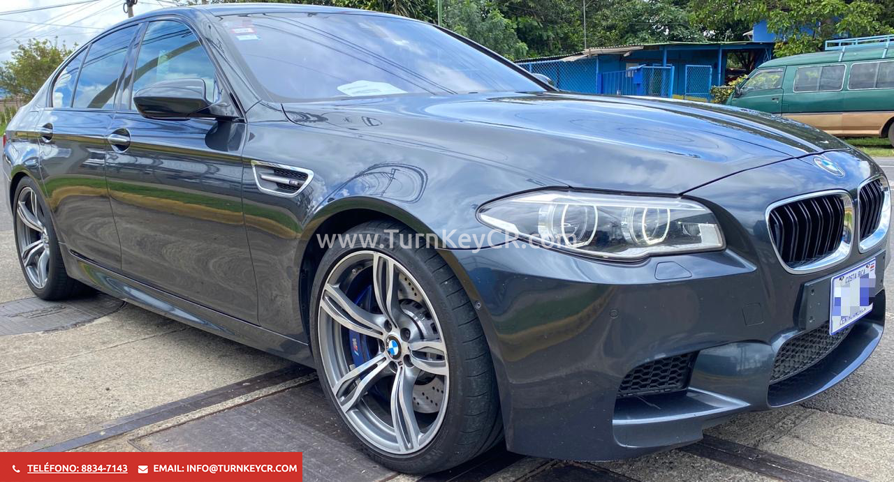 Bmw M5 F10 Lci 2015 Turnkey